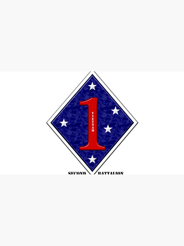 SECOND BATTALION, FIRST MARINES - VIETNAM by militarygifts