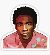 Childish Gambino Stickers Sticker