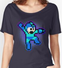 Megaman Shooting flavour Women's Relaxed Fit T-Shirt