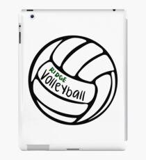 Ridge Volleyball iPad Case/Skin