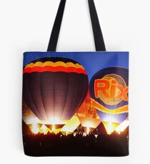 Strathaven Balloon Festival 2014...The Big Glow Tote Bag