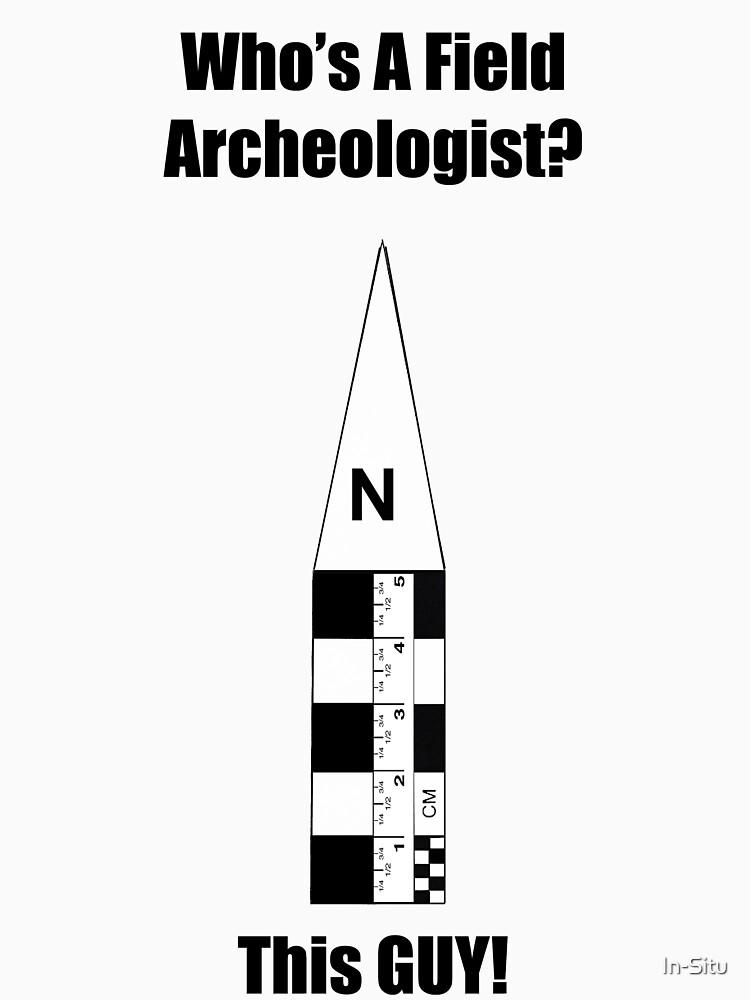 Field Archeologist Guy by In-Situ