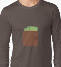 Wallet with money T-Shirt
