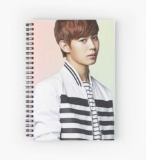 Hongbin Spiral Notebook