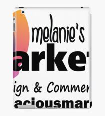 Melanie's Audacious Marketing iPad Case/Skin
