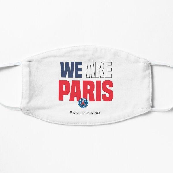 Paris Saint-Germain WIR SIND PARIS FINAL LISBOA Flache Maske