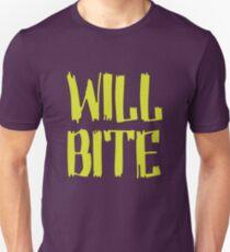 Will Bite Unisex T-Shirt