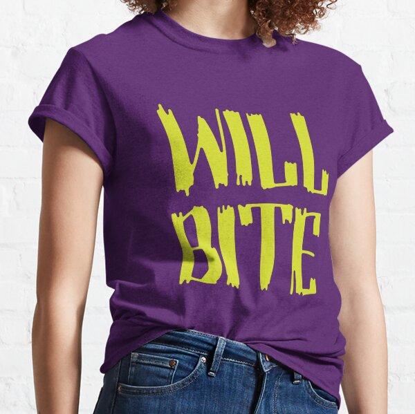 Will Bite Classic T-Shirt
