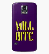 Will Bite Case/Skin for Samsung Galaxy