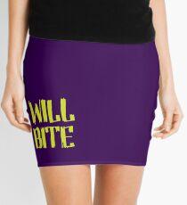 Will Bite Mini Skirt
