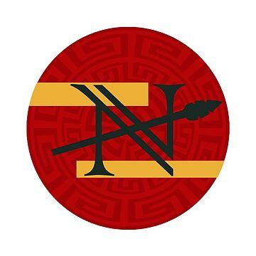 Negrete Logo by TommaLlama
