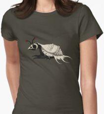 Junger Schatten Tailliertes T-Shirt für Frauen
