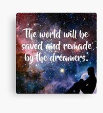 EoS: Dreamers Canvas Print