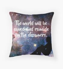 EoS: Dreamers Throw Pillow
