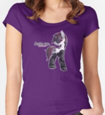 Ante Up Women's Fitted Scoop T-Shirt