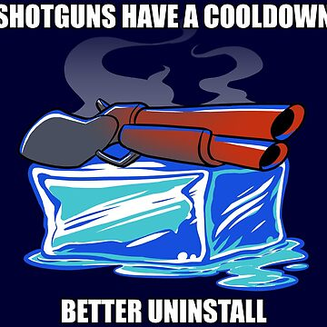 Shotguns have a cooldown... by MMOGrinder