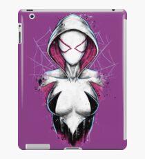 Spinne-Gwen iPad-Hülle & Klebefolie