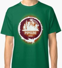 Pipeline Surfers Paradise Hawaii Classic T-Shirt