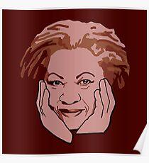 Toni Morrison Poster