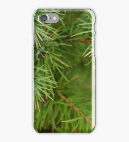 Larch Needles iPhone Case/Skin