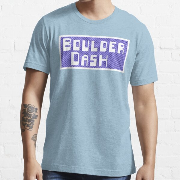 Boulderdash C64 Essential T-Shirt