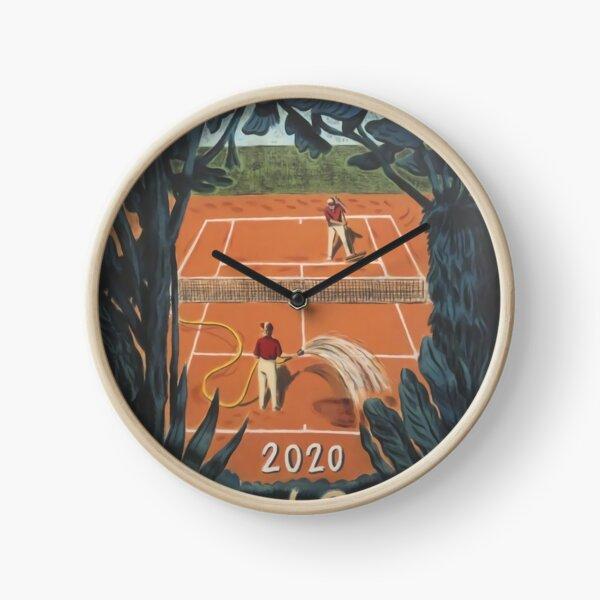 ROLAND-GARROS 2020 Clock