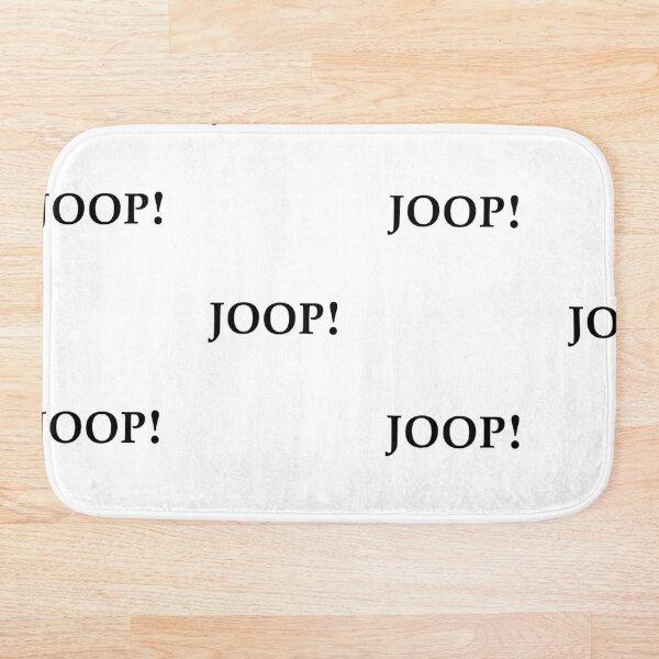 JOOP! t shirt - tee shirt | Modern Joop logo V3 Bath Mat