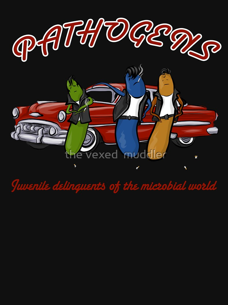 Greaser Pathogens by thevexedmuddler