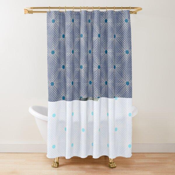 Slojevito Shower Curtain