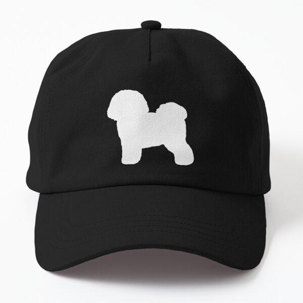 Bichon Frise Silhouette(s) Dad Hat