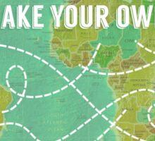 Make Your Own Path Sticker