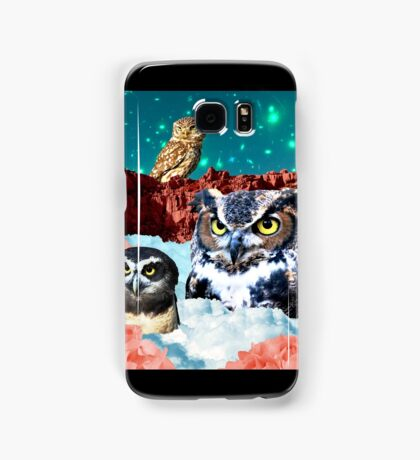 Kindly Owl Gods of the Red Mesa Samsung Galaxy Case/Skin