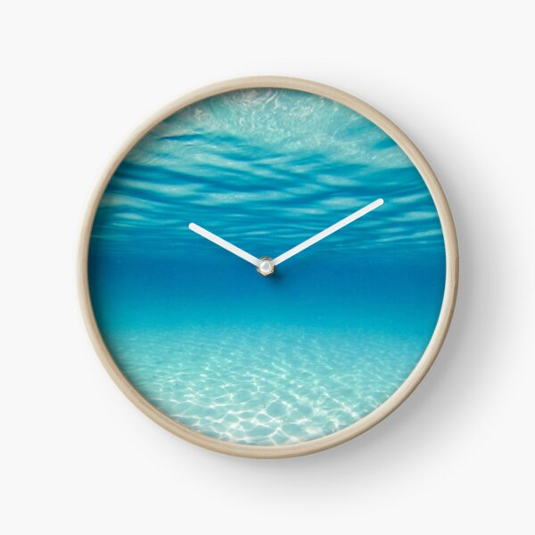 Underwater  Clock