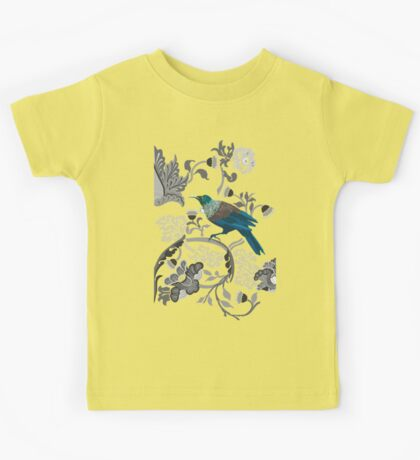 Flowers & Tui - Grey Kids Clothes