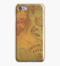 Upon Waking Up and Smelling the Roses iPhone Case/Skin