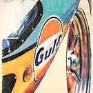 GT40 by Peter Brandt