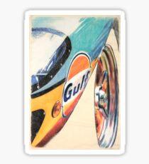 GT40 Sticker