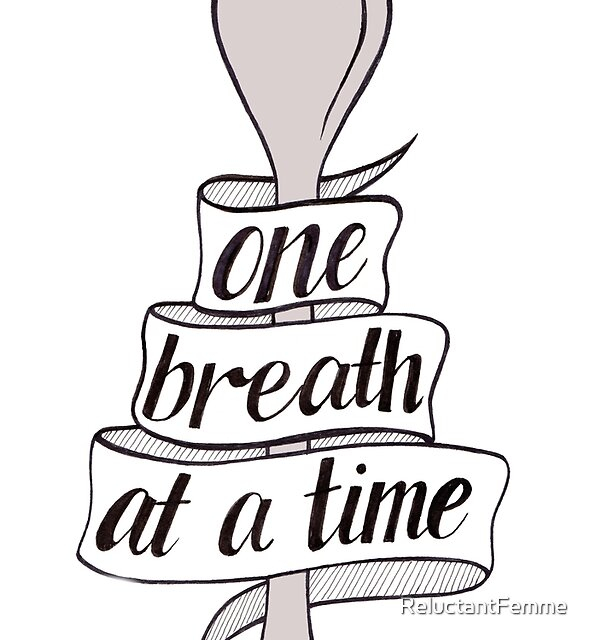 One Breath  by ReluctantFemme