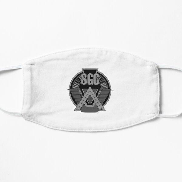 Insigne de commandement Stargate SGC. Masque sans plis