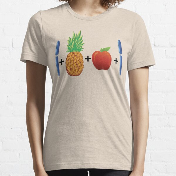 Pen Pineapple Apple Pen PPAP S Essential T-Shirt