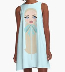 Erika Jayne A-Line Dress