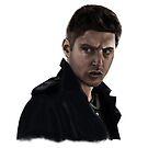 Dean Winchester by stevencraigart