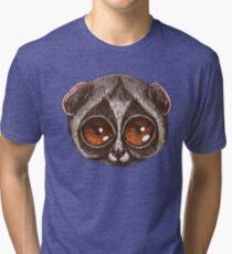 Slow Loris Tri-blend T-Shirt