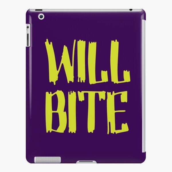 Will Bite iPad Snap Case