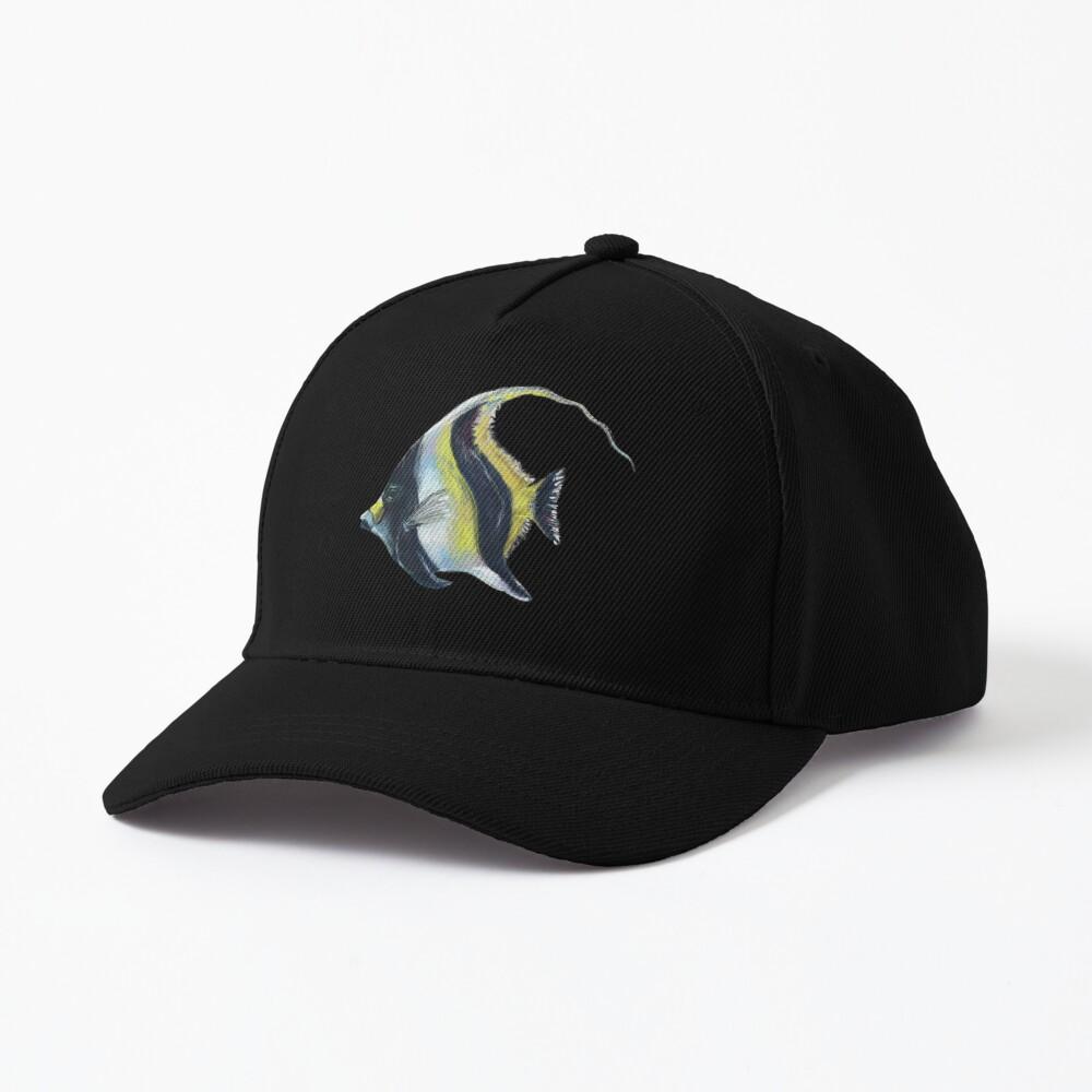 Banner fish  Cap