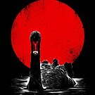 Midnight Swan by Lou Patrick Mackay