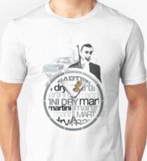 Martini Dry recipe T-Shirt