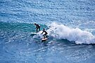 Surfing by Ian Berry