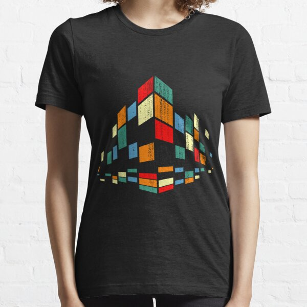 City Abstract Essential T-Shirt