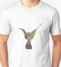 Rainbow Emerson, Lake & Palmer Dove Unisex T-Shirt